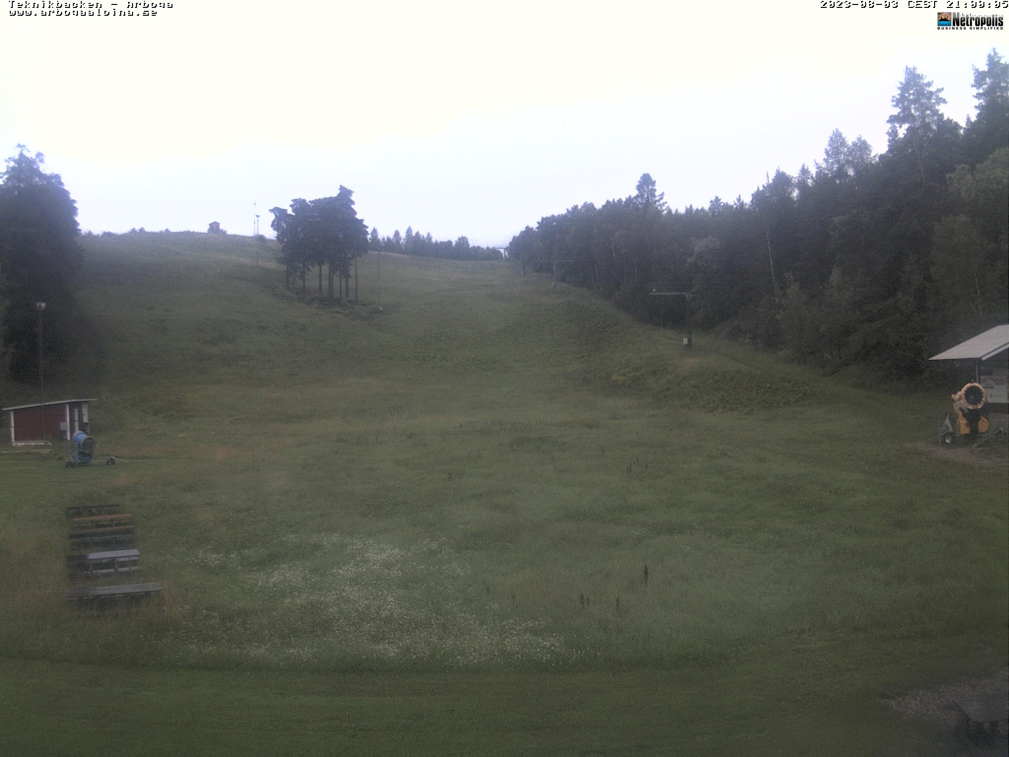 Bildväder från Teknikbacken i Arboga